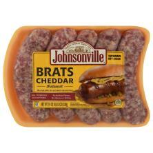 Johnsonville Bratwurst, Cheddar