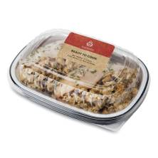 Aprons Boneless Chicken Breast Fillet, Stuffed with Wild Rice Dressing