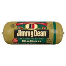 Jimmy Dean Sausage, Premium, Pork, Italian