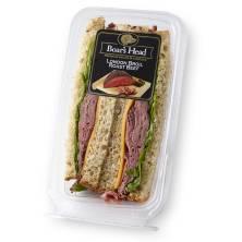 Boar's Head London Broil Roast Beef Wedge Sandwich