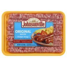 Johnsonville Breakfast Sausage, Original Recipe