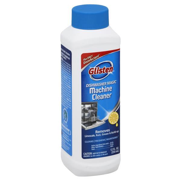 Glisten Machine Cleaner Dishwasher Magic