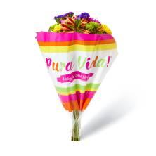 Floral Bouquet, Pura Vida