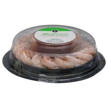 Publix Small Shrimp Platter, Includes Sauce, 10 Oz, Previously Frozen or Frozen