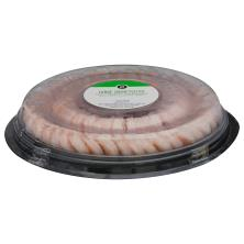 Publix Large Shrimp Platter, Includes Sauce, 36 Oz, Previously Frozen or Frozen