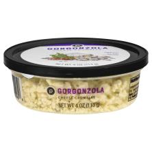 Publix Gorgonzola, Crumbled Cheese