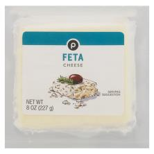 Publix Traditional Feta, Chunk Cheese