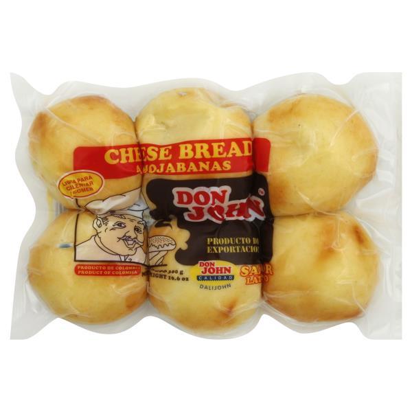 Don John Cheese Bread