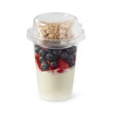 Publix Yogurt Parfait, Strawberry Blueberry