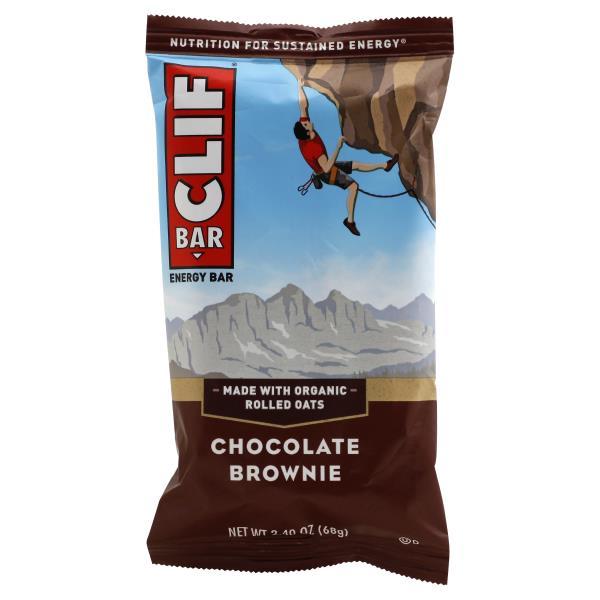 Clif Energy Bar, Chocolate Brownie