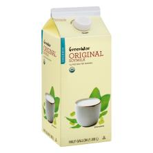 GreenWise Soymilk, Organic, Plain