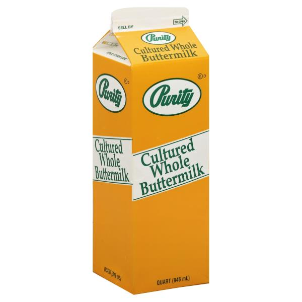 Purity Buttermilk, Cultured Whole