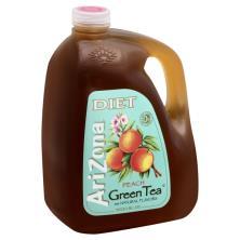 Arizona Green Tea, Peach, Diet