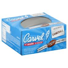 Carvel Ice Cream Cake, Game Ball