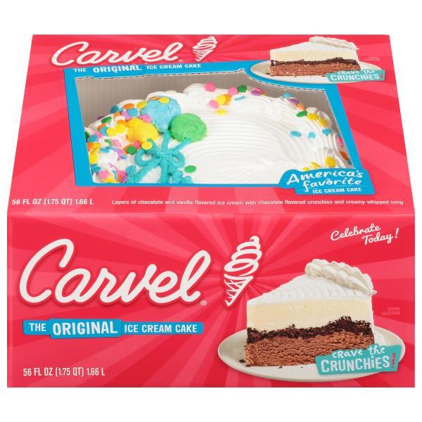 Carvel Ice Cream Cake The Original