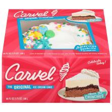 Carvel Ice Cream Cake, The Original
