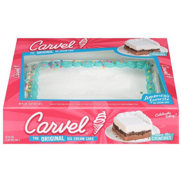 Carvel Ice Cream Cake The Original Publix