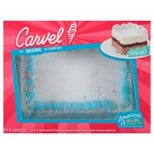 Carvel Ice Cream Cake, The Original