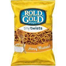 Rold Gold Pretzels, Tiny Twists, Honey Mustard