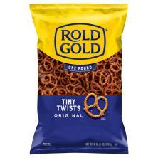 Rold Gold Pretzels, Original, Tiny Twists