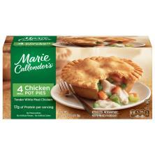 Marie Callenders Chicken Pot Pie, 4 Pack