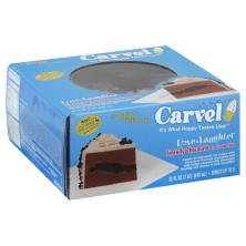 Carvel Love & Laughter Ice Cream Cake, Sinfully Chocolate