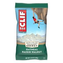 Clif Energy Bar, Oatmeal Raisin Walnut