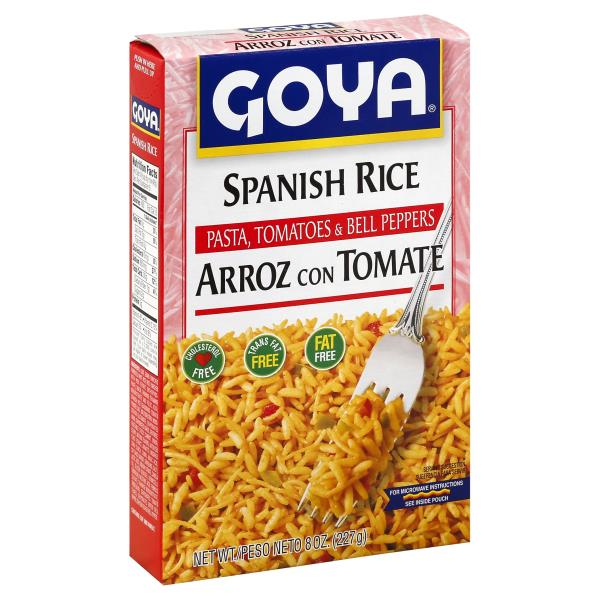 Goya Spanish Rice Publix