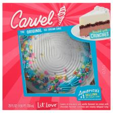Carvel Ice Cream Cake, Lil' Love