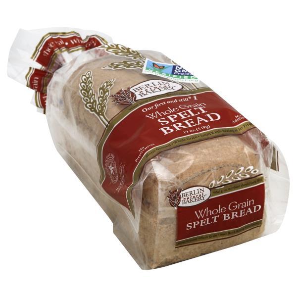 Berlin Natural Bakery Bread Whole Grain Spelt Publix Com