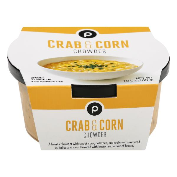 Publix Crab-Corn Chowder