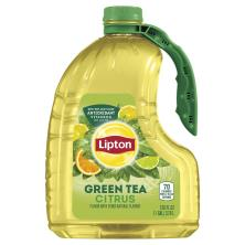 LIPTON Green Tea Iced Tea , Green Tea With Citrus