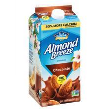 Blue Diamond Almond Breeze Almondmilk, Chocolate