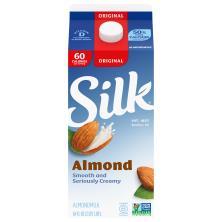 Silk Almondmilk, Original