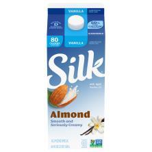 Silk Almondmilk, Vanilla