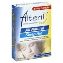 Alteril Sleep Aid, Tablets