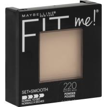 Maybelline Fit Me! Pressed Powder, Natural Beige 220
