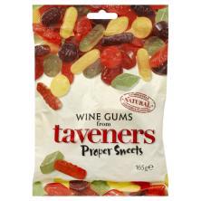 Taveners Proper Sweets Wine Gums, Proper Sweets