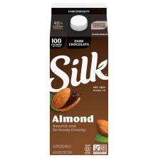 Silk Almondmilk, Dark Chocolate