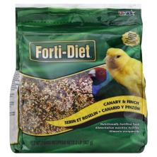 Forti Diet Canary & Finch Food, Nutritionally Fortified