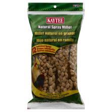 Kaytee Treat, for Pet Birds, Natural Spray Millet