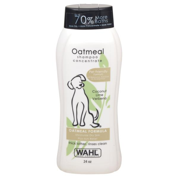 Wahl Home Products Shampoo, Concentrate, Coconut Lime Verbena