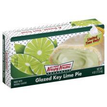Krispy Kreme Pie, Glazed Key Lime