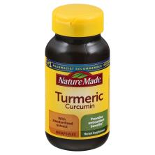 Nature Made Turmeric Curcumin, with Standardized Extract, Capsules