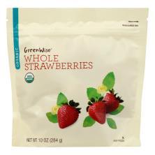 GreenWise Strawberries, Organic, Whole