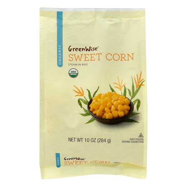 GreenWise Sweet Corn, Organic