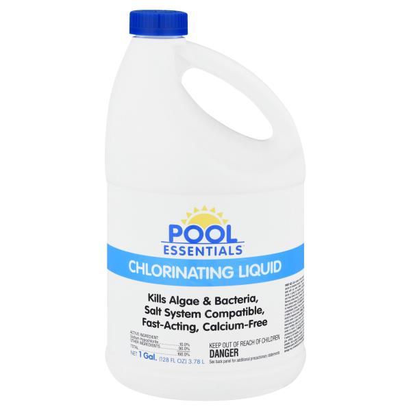 Kem-Tek Liquid Chlorine Pool Supply