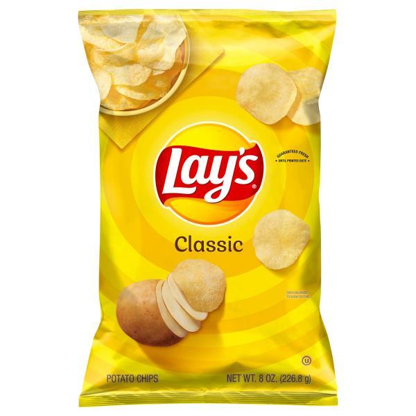 Lays Potato Chips, Classic