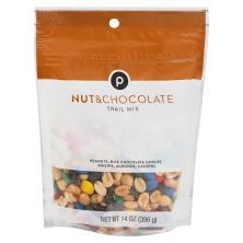 Publix Trail Mix, Nut & Chocolatey