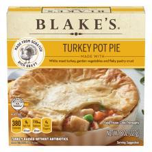 Blakes Pot Pie, Turkey